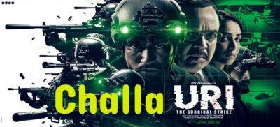 Challa song Lyrics | Uri- The Surgical Strike (2019)