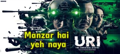 Manzar Hai Yeh Naya song Lyrics | Uri-The Surgical Strike (2019)